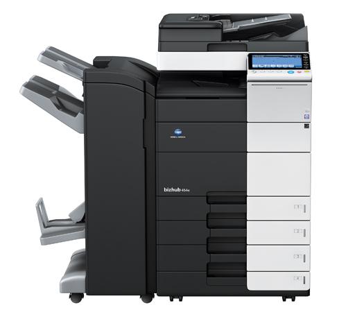 Máy photocopy Konica minota 454
