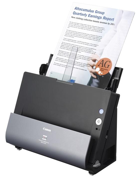 Máy scan Canon DR C225